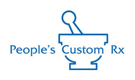 People's Custom Pharmacy Logo